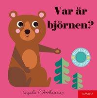 bokomslag Var är björnen?