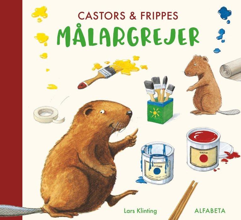 Castors & Frippes målargrejer 1