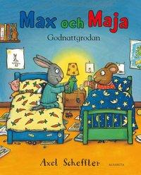 bokomslag Max och Maja. Godnattgrodan