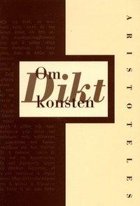 bokomslag Om diktkonsten