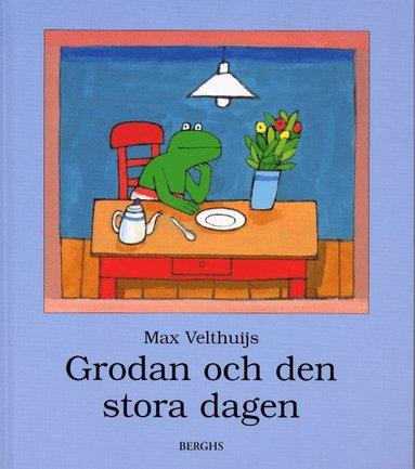 bokomslag Grodan och den stora dagen
