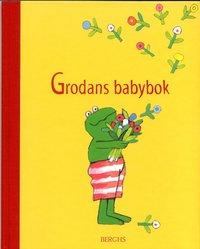 bokomslag Grodans babybok