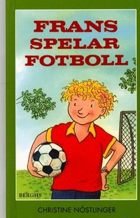 Frans spelar fotboll