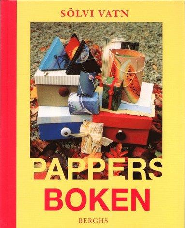 bokomslag Pappersboken