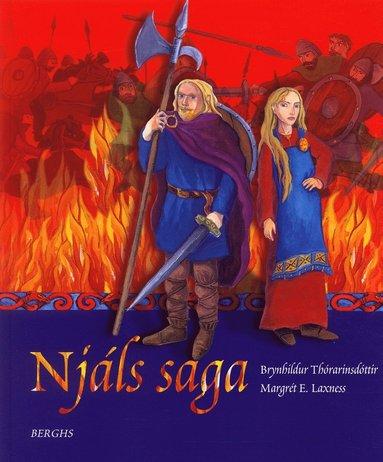 bokomslag Njals saga
