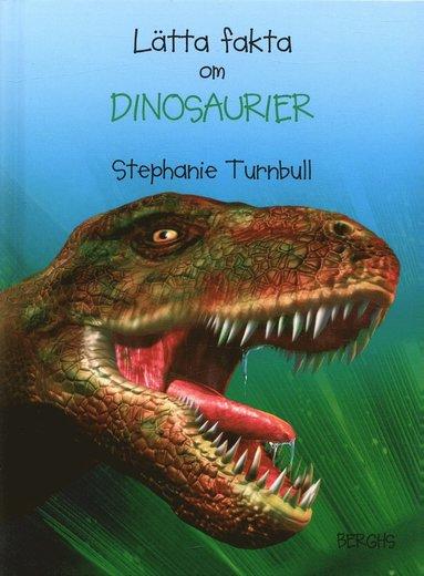 bokomslag Lätta fakta om dinosaurier