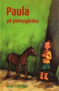 bokomslag Paula på ponnygården