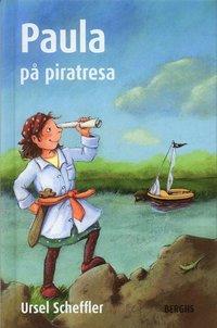 bokomslag Paula på piratresa