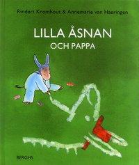 bokomslag Lilla Åsnan och pappa