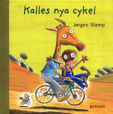 bokomslag Kalles nya cykel