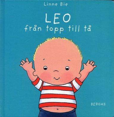 bokomslag Leo från topp till tå