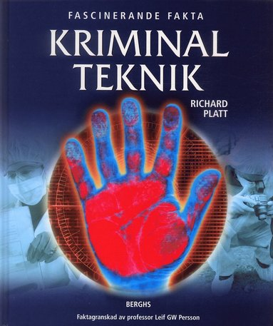 bokomslag Kriminalteknik