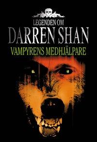 bokomslag Vampyrens medhjälpare