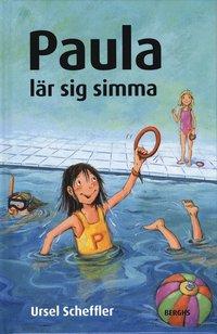 bokomslag Paula lär sig simma