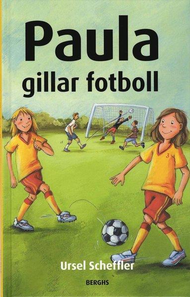 bokomslag Paula gillar fotboll