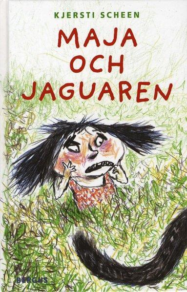 bokomslag Maja och jaguaren