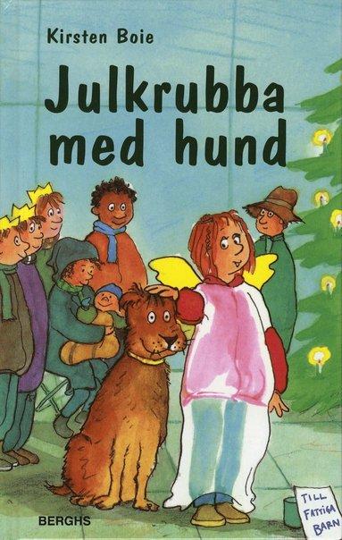 bokomslag Julkrubba med hund