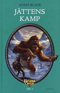 bokomslag Beast Quest. Jättens kamp