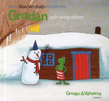 bokomslag Grodan och snögubben