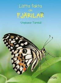bokomslag Lätta fakta om fjärilar