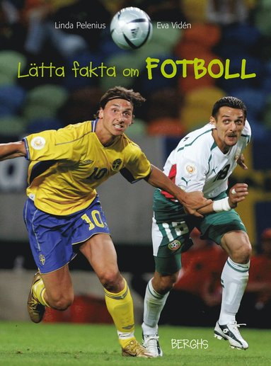 bokomslag Lätta fakta om fotboll