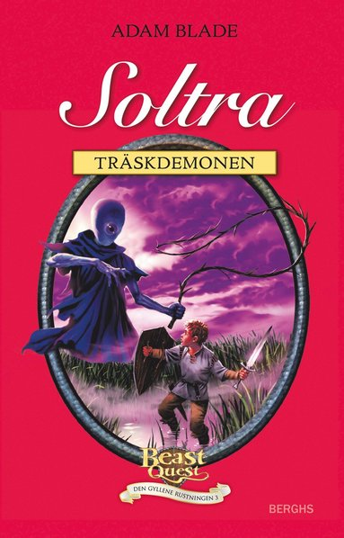 bokomslag Soltra - träskdemonen