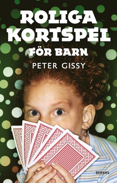 bokomslag Roliga kortspel för barn