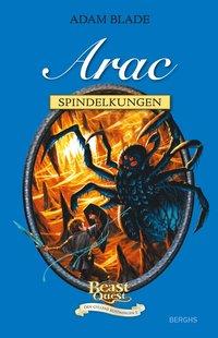 bokomslag Arac - spindelkungen