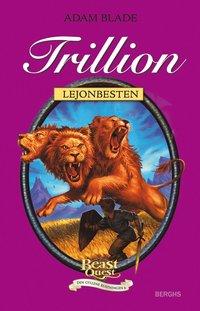 bokomslag Trillion - lejonbesten