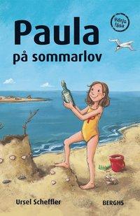 bokomslag Paula på sommarlov