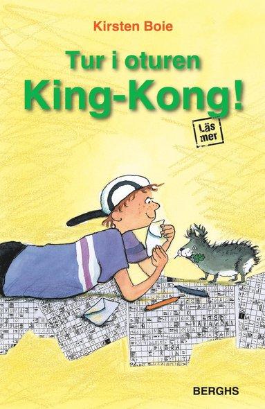 bokomslag Tur i oturen, King-Kong!