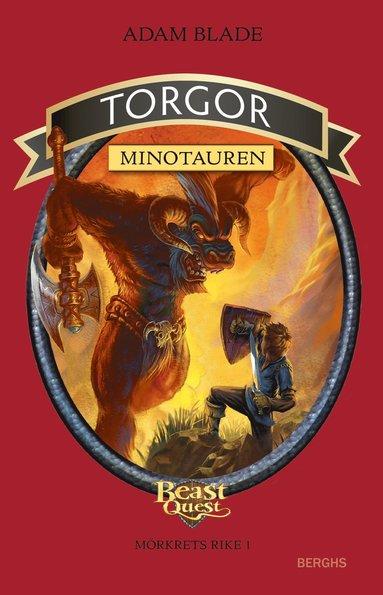 bokomslag Torgor - minotauren