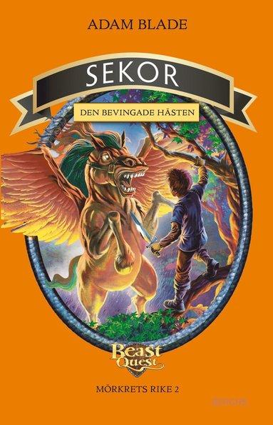 bokomslag Sekor - den bevingade hästen