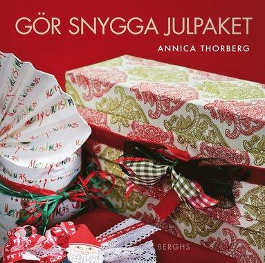 bokomslag Gör snygga julpaket