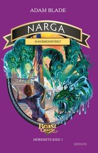 bokomslag Narga - havsmonstret