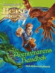 bokomslag Beast Quest. Äventyrarens handbok