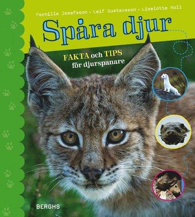 bokomslag Spåra djur : fakta och tips för djurspanare