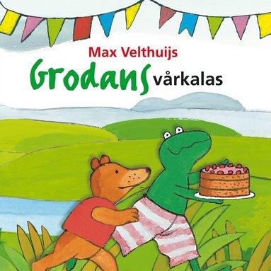 bokomslag Grodans vårkalas