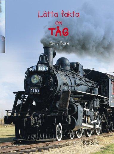 bokomslag Lätta fakta om tåg