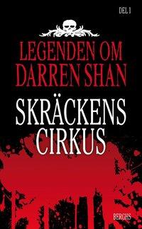 bokomslag Skräckens cirkus