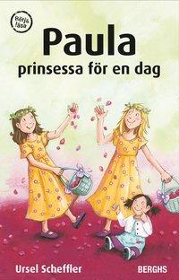 bokomslag Paula : prinsessa för en dag