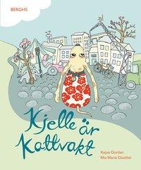 bokomslag Kjelle är kattvakt