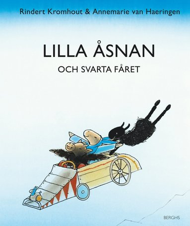 bokomslag Lilla Åsnan och Svarta Fåret