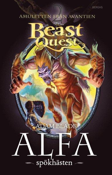 bokomslag Alfa - spökhästen