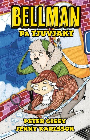 bokomslag Bellman på tjuvjakt