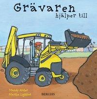bokomslag Grävaren hjälper till