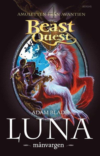bokomslag Luna - månvargen