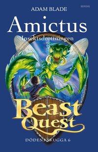 bokomslag Amictus - insektsdrottningen