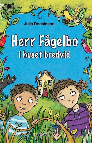 bokomslag Herr Fågelbo i huset bredvid