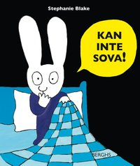 bokomslag Kan inte sova!